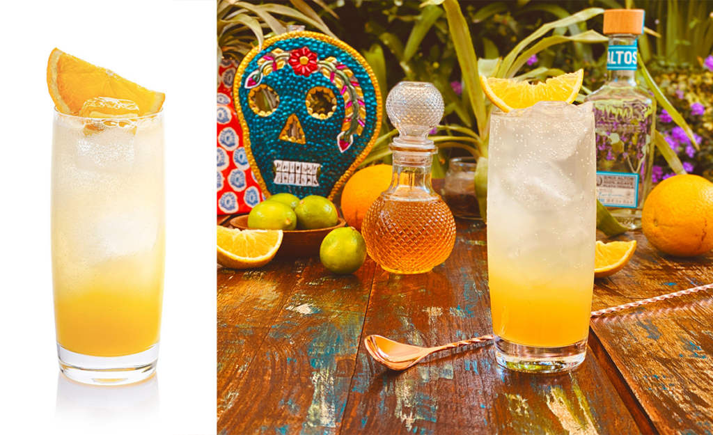 Refreshing Altos tequila drinks to celebrate Day of the dead, traditional day, foods and drinks, deceased loved, dead celebration, mexican cuisine,